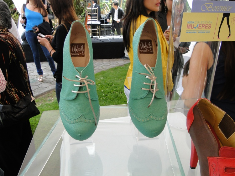 Oxfords de colores, perfectos con jean o con faldas!