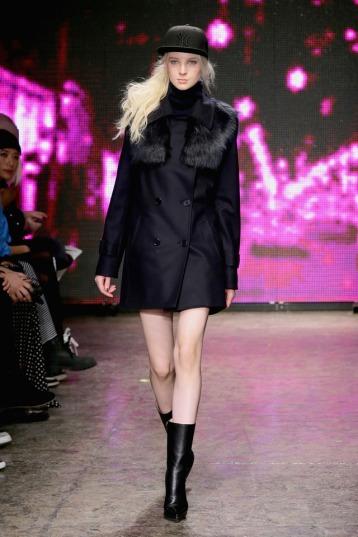 DKNY Women's - Runway - Mercedes-Benz Fashion Week Fall 2014