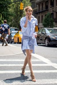 Olivia Palermo Street style.